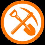 Mining icon