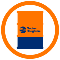 Quaker Houghton Fire Resistant Hydraulic Fluid Icon